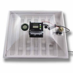 All-In-One Automatic Egg Incubator with built-in Automatic Egg Turner