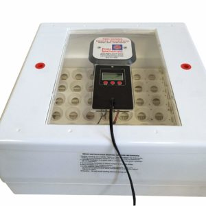Digital Circulated Air Incubator with Automatic Egg Turner